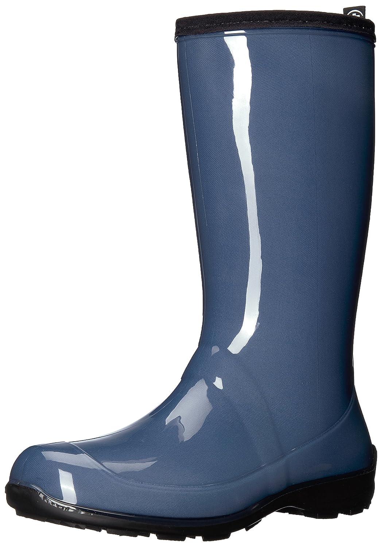 Kamik Women's Heidi Rain Boot B00PELZNUM 10 B(M) US|Blue Jeans/Denim