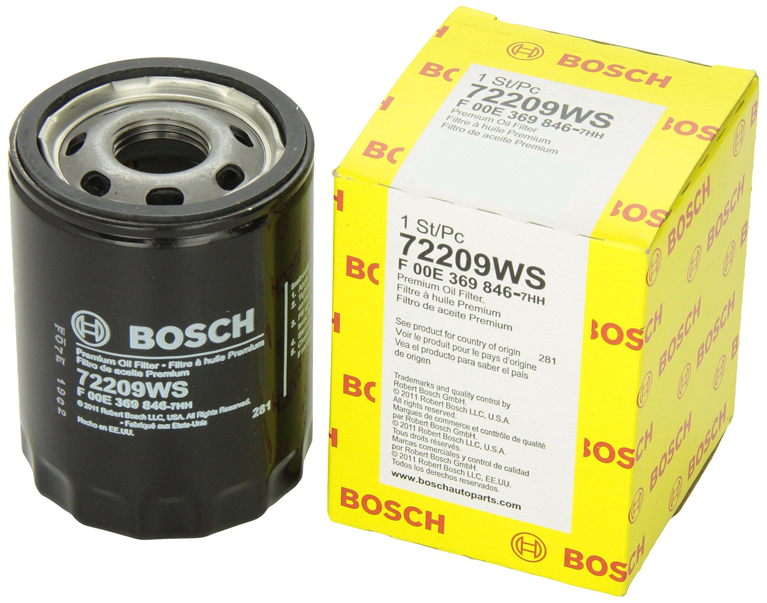 Bosch BP837 QuietCast Premium Semi-Metallic Front Disc Brake Pad Set