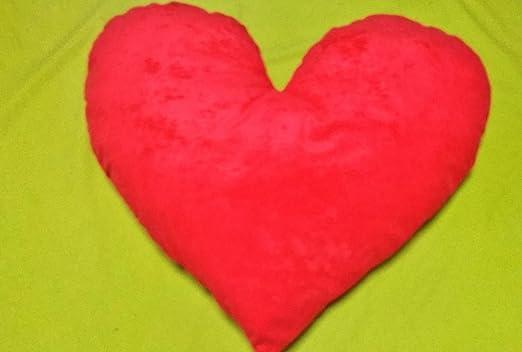 Cojín de corazón: Amazon.es: Hogar