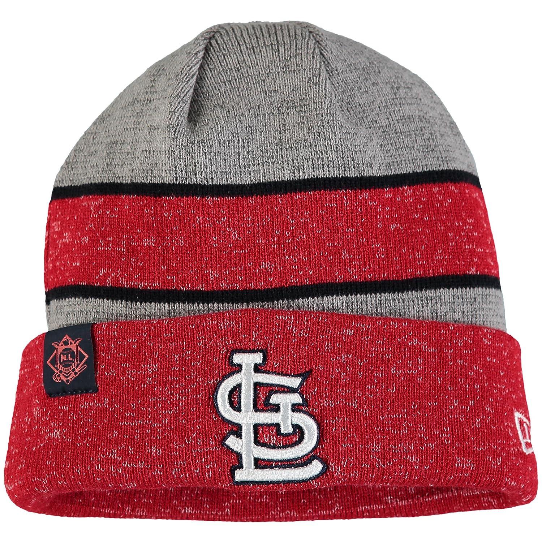 St. Louis Cardinals New Era - Gorro de punto con ventilador: Amazon.es: Deportes y aire libre