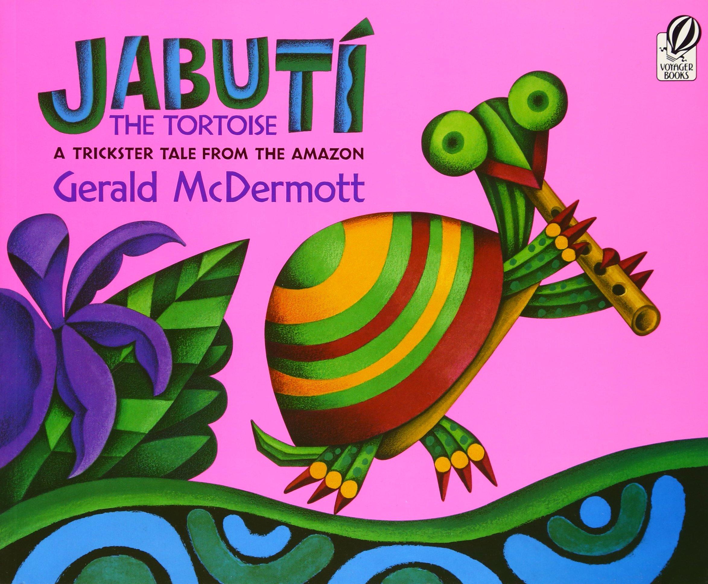 Jabuti the Tortoise (Trickster): Amazon.co.uk: Gerald McDermott: Books