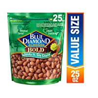 Blue Diamond Almonds, Bold Wasabi & Soy Sauce 25 Ounce