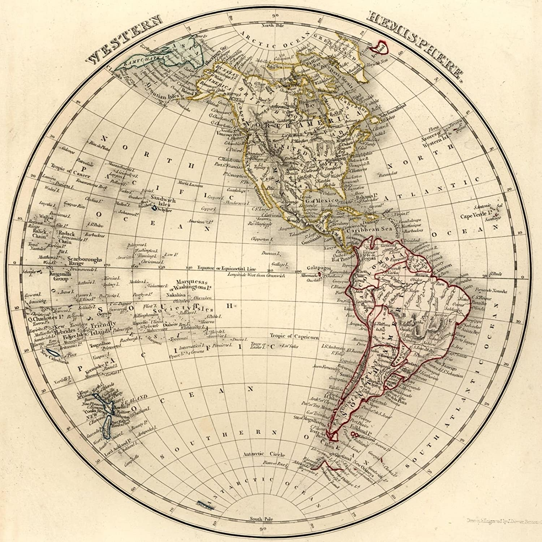 Amazon Com Western Hemisphere North America United States Nz