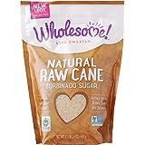 Wholesome Sweeteners Raw Fair Trade Certified Sugar Cane, 24 oz