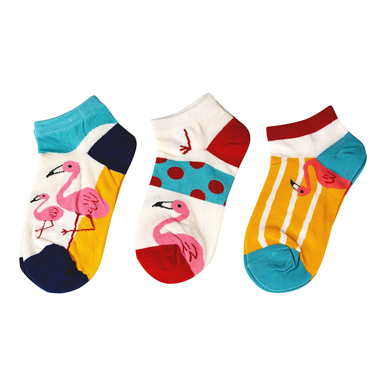 3 Paar Socken Socken für Damen  Sneakersocken Socken 35-40