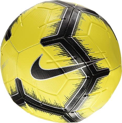 Nike NK Strk Balón de fútbol, Adultos Unisex, OPTI Yellow/Black, 5 ...