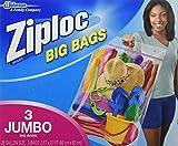 ZIPLOC BIG BAG XXL 3 Bags