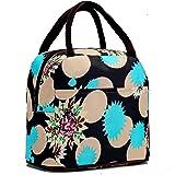 Fashion Lunch Bag Tote for Women Work School Travel Make Up Bag Diaper Organizer Bag