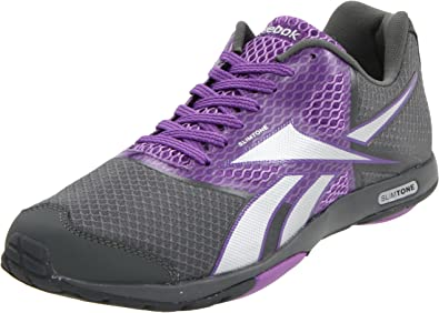 Reebok Slimtone Edge Damen Fitness Schuhe, Grau