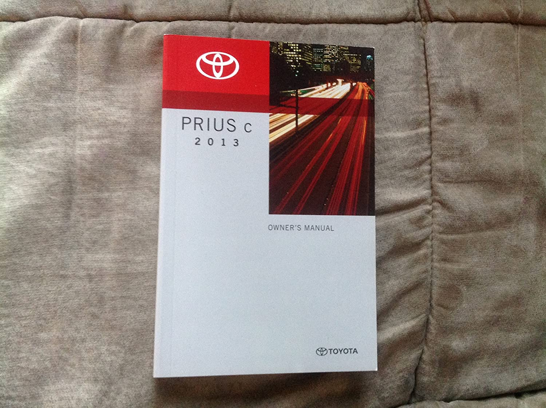 manual prius c