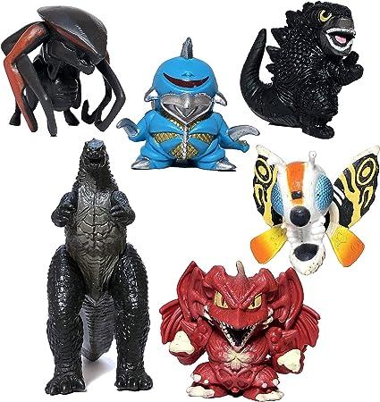 10pcs Mini Dinosaur Toy Godzilla Action Figure Toys Kids Gift