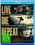 Edge of Tomorrow - Live.Die.Repeat [Blu-ray]