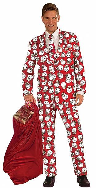 Amazon.com: Forum Novelties - Disfraz de Papá Noel para ...