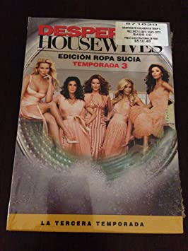 desperate housewives 3 temporada