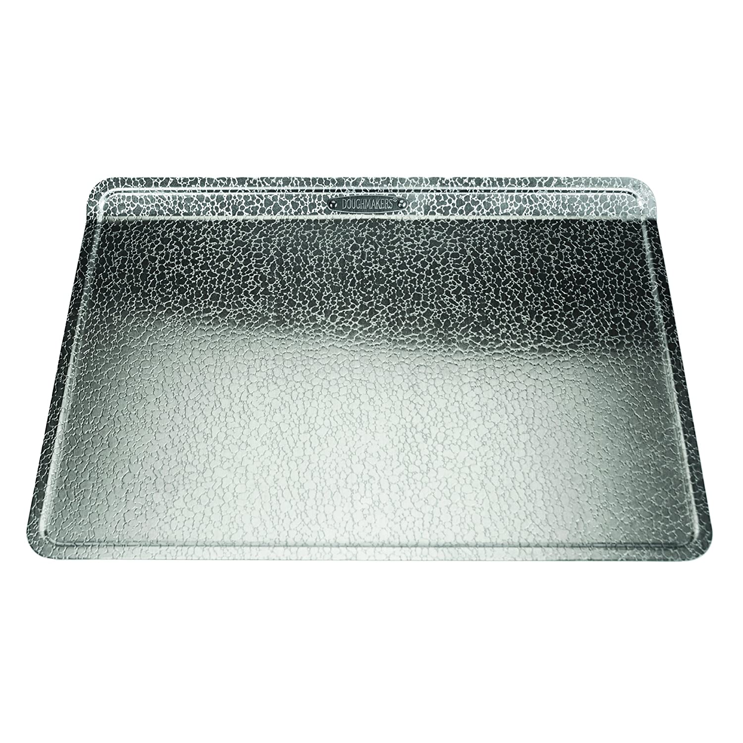 Doughmakers 10051 Grand Cookie Sheet, Aluminum Non-Stick, Original Pebble Pattern Fox Run