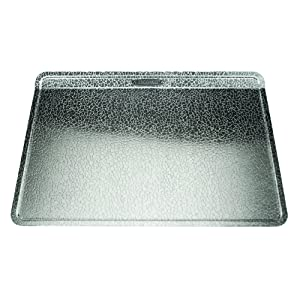 Doughmakers 10051 Grand Cookie Sheet Commercial Grade Aluminum Bake Pan 14 x 17.5