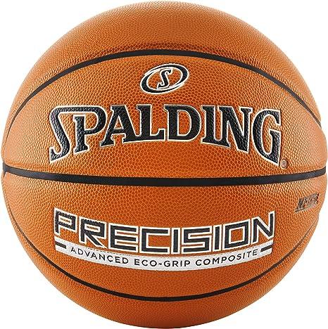 Spalding Precision NFHS - Balón de Baloncesto para Interior, 29,5 ...
