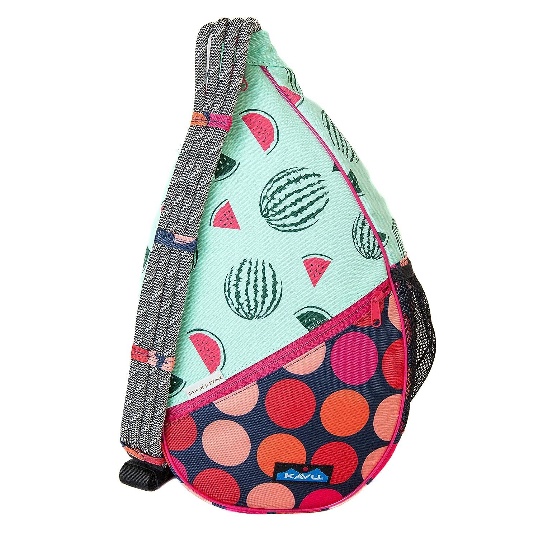 KAVU Paxton Pack Backpack CRossbody Rope Sling Bag