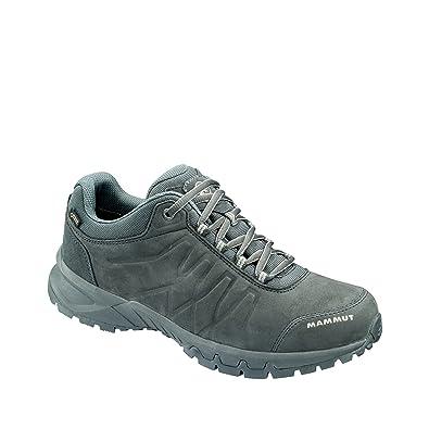 22045c6195ca Mammut Wander-Schuh Ultimate Pro Low GTX, Mens Low Rise Hiking, Gray (