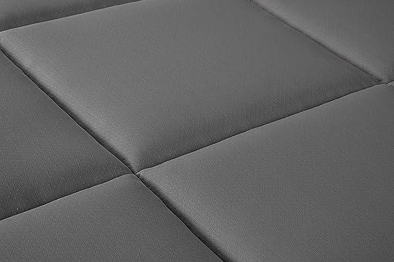 Piso colchón único 120 x 190 h 5 cm - gran para tatami ...