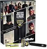 Gillette Lot rasoir pour homme Justice League