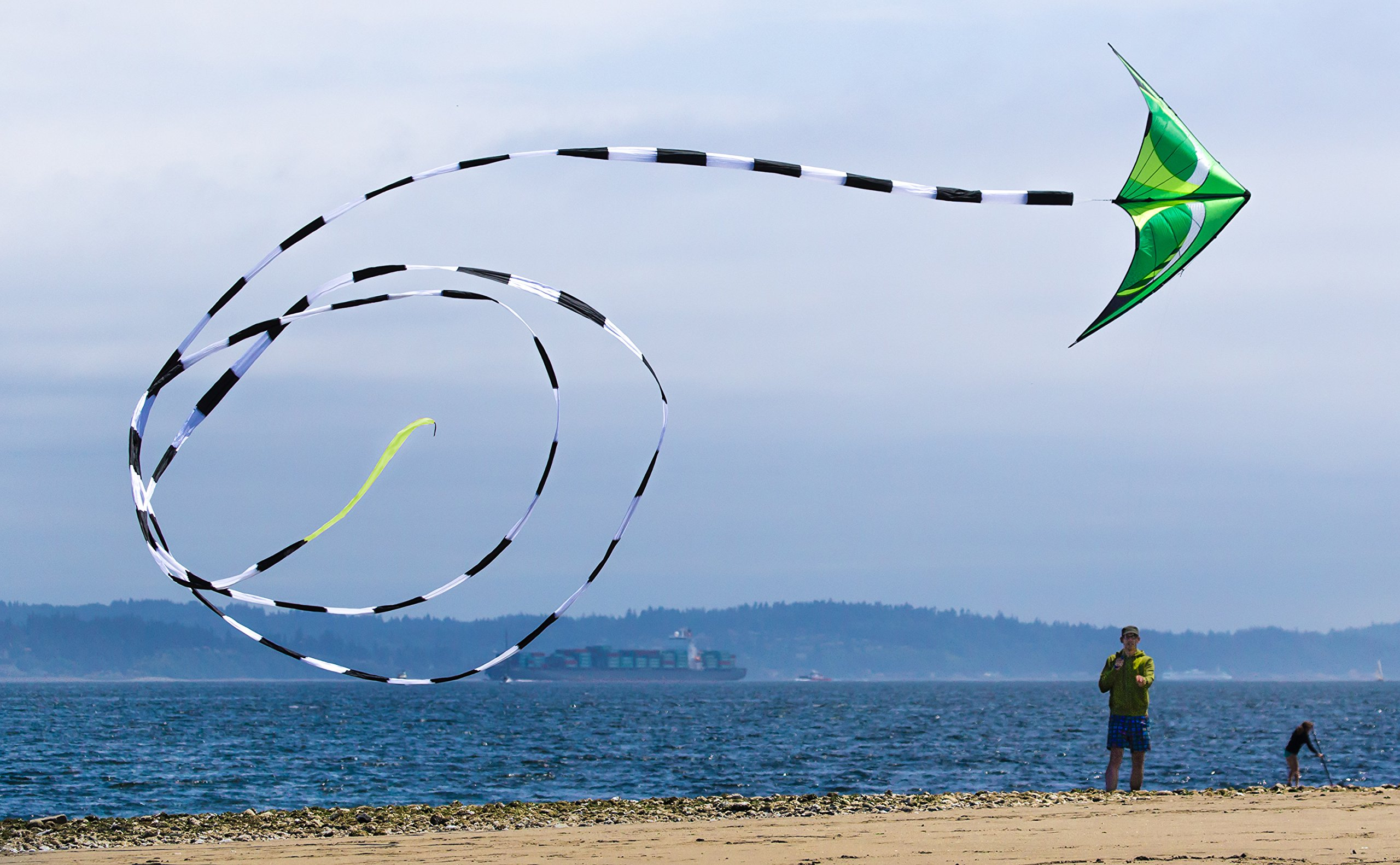 Prism 75-foot Kite Tube Tail by Prism Kite Technology (Image #2)