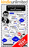 Spelling & Pronunciation of Plurals of Nouns. The Test: Regular & Irregular Forms (English by engee30TM)