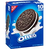 Nabisco Club Pack Sandwich Cookies, Nabisco Oreo Chocolate, 52.5 Ounce