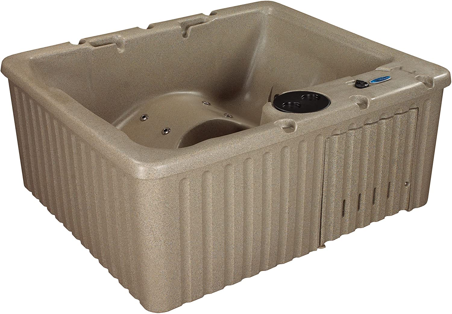 1. 14-Jet Newport Hot Tub from Essential Hot Tubs