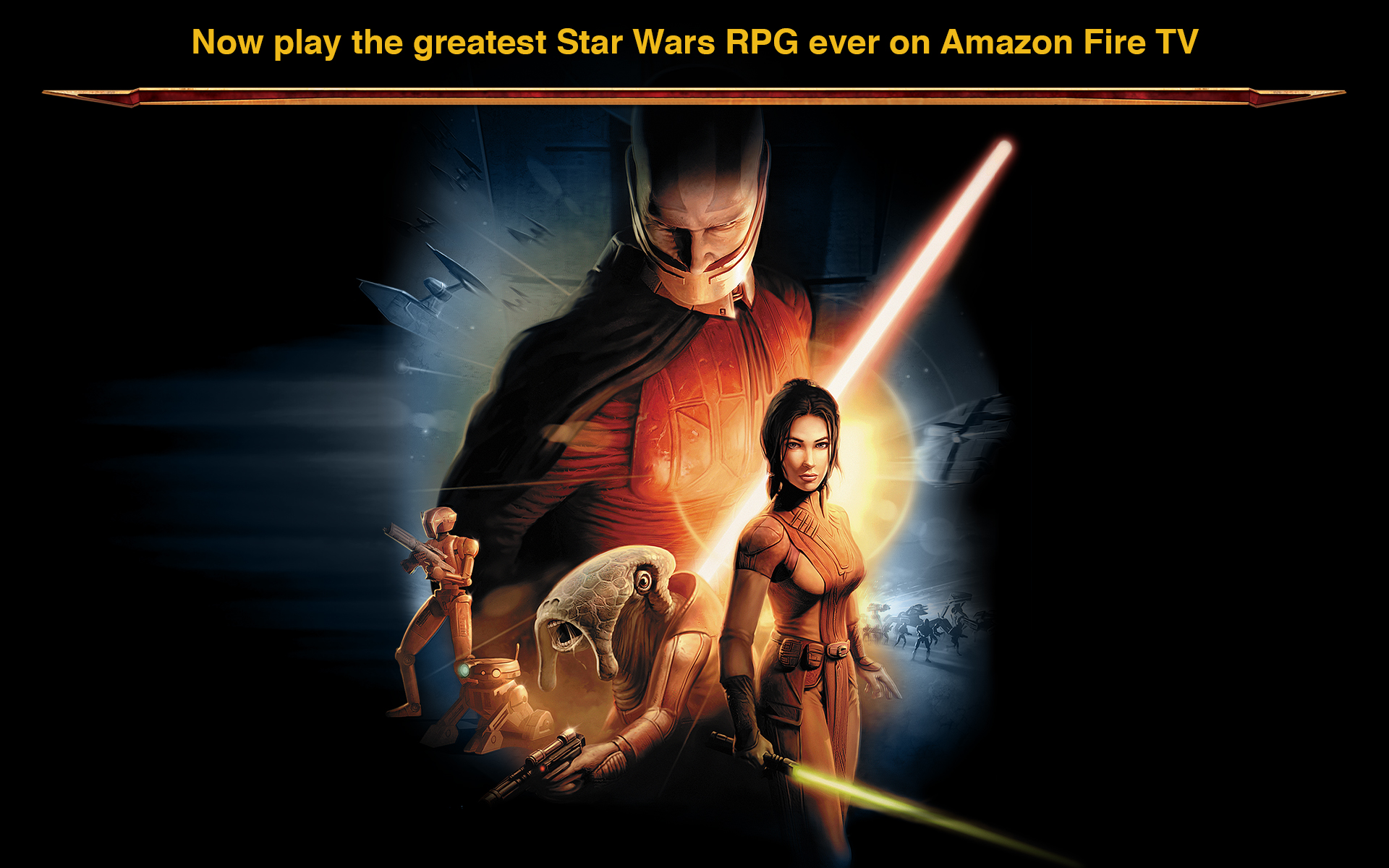 Star Wars: Knights of the Old Republic FREE on Amazon Underground online deal