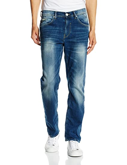 Blend Men s Rock Jeans, Blau (76201 Denim Middle blue), 28W x 32L 6a3c60c353