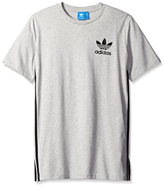 94badb8633603 adidas Originals Men's Elongated Tee at Amazon Men's Clothing store: