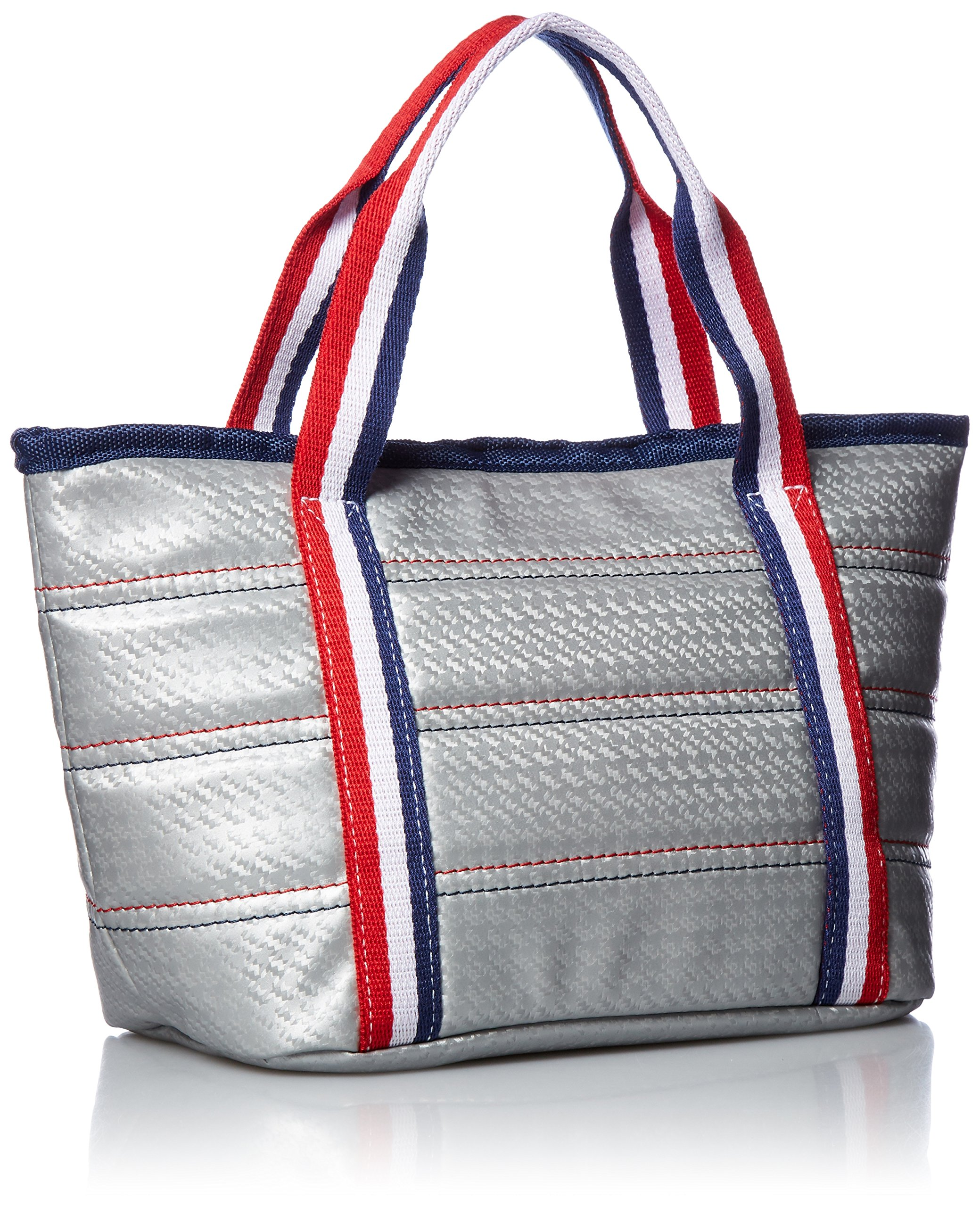 [Adidas Golf] Round Tote Bag L23 × W18 × H13 cm AWT 28 A 42076 Silver by adidas (Image #2)