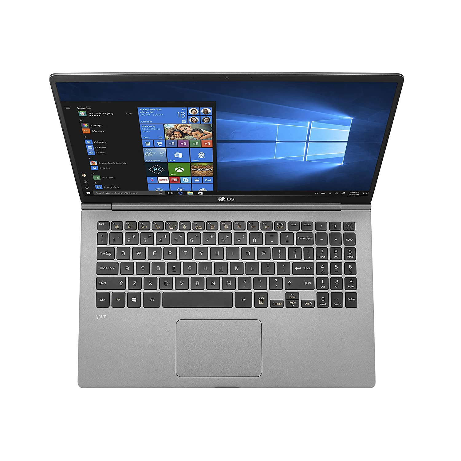 LG gram Thin & Light Laptop - 15 6
