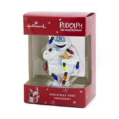 Amazon.com: Hallmark Bumble The Abominable Snowman from Rudolph ...