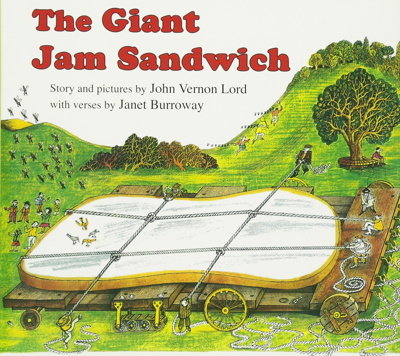 Image result for giant jam sandwich