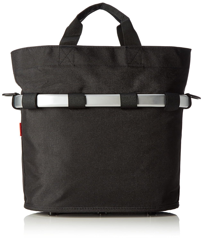 Reisenthel 0309S - Bolsa para el Manillar de poliestireno, Color Negro KlickFix