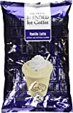 Big Train Blended Ice Coffee Iced Coffee Mix Vanilla Latte 3lb Bulk Bag - Single Bag, Package may vary
