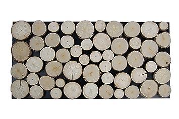 Echt Holzverblenderwandverkleidung Holztrue Ca760x380x25mm