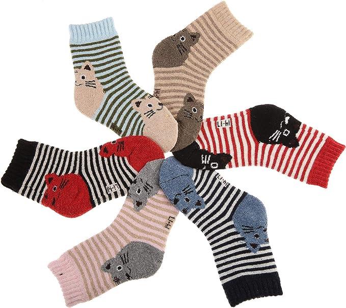 Wool Winter Socks