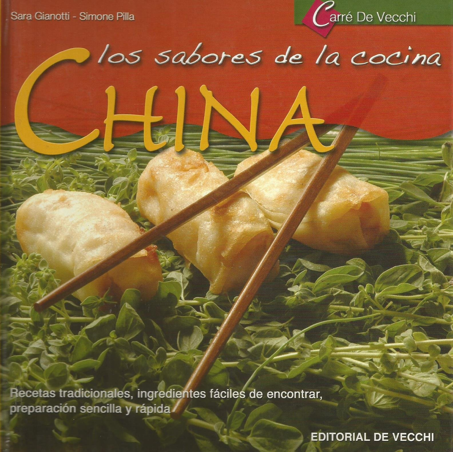 Los Sabores de La Cocina China (Spanish Edition) (Spanish) Hardcover – February, 2006