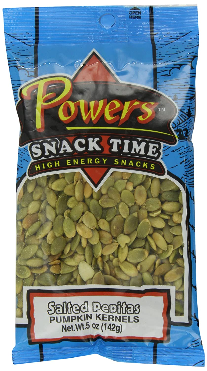 Amazon.com : Powers Sunflower Kernel, 10-Ounce (Pack of 6) : Grocery & Gourmet Food