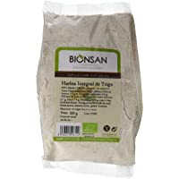 Bionsan - Harina Integral de Trigo - Paquetes de 6 x 500 g , Total: 3000 g
