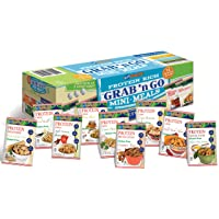 Kay's Naturals Protein Grab n' Go Mini Meals, Variety Pack, Gluten-Free, Low Fat...