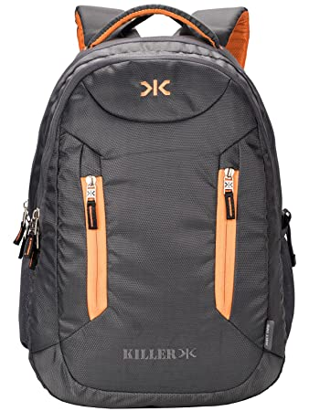 Killer 400171410031 38-Litre Waterproof Backpack (Gray) - Buy Killer  400171410031 38-Litre Waterproof Backpack (Gray) Online at Low Price in  India - Amazon. ... 4043a3507e240