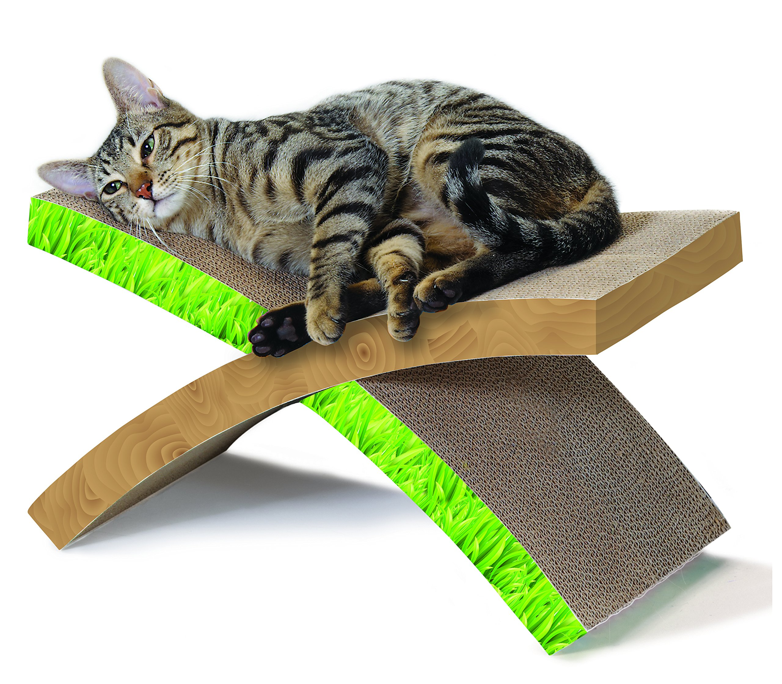 Cat Hammock Scratcher Invironment Easy Life Cat Scratcher and Rest by Petstages