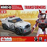 KRE-O Transformers Prowl Police Car with 2 Kreon Figures - 149 Pieces