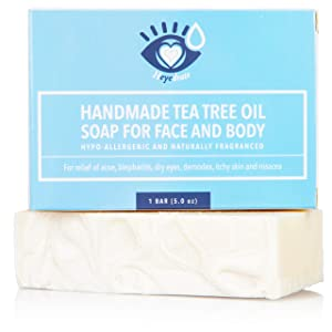 Heyedrate Tea Tree Oil Face Soap