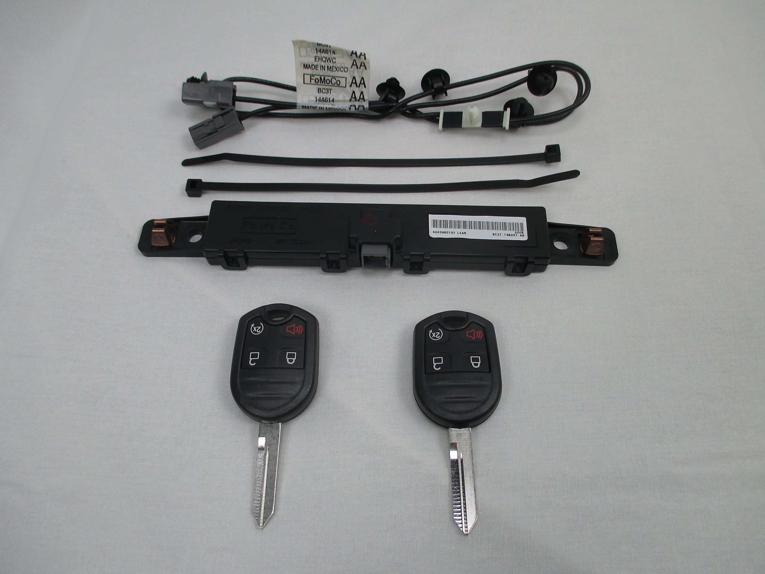 Remote Start Keyless Entry Fits 20042007 Nissan Armada Titan