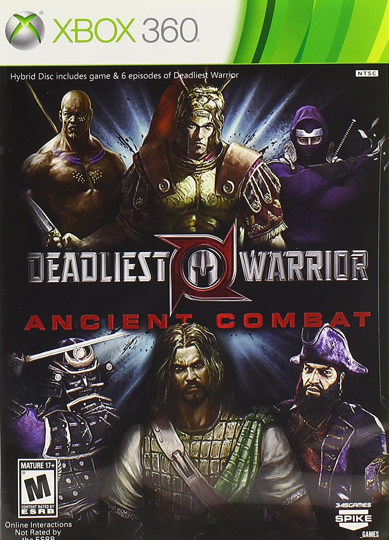 Deadliest Warrior Ancient Combat -PEGI- US [Importación ...